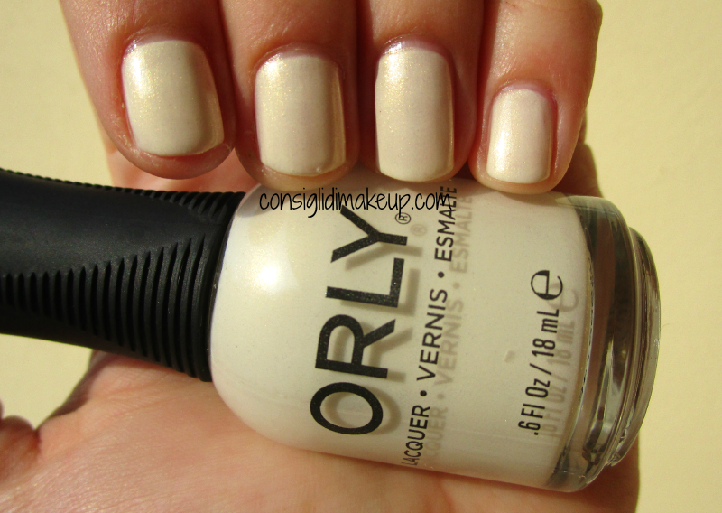 frosting orly collezione sugar high