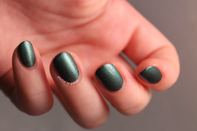 Yume Lacquer Courageous Thunder