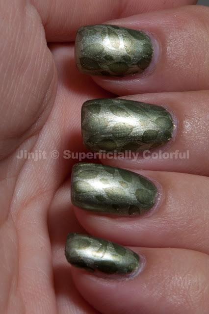 Peripera - Satin Green