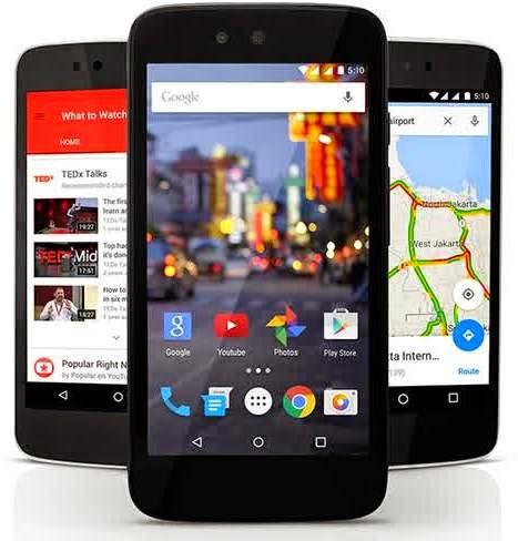 3 Android Lollipop Termurah Harga Rp 1 Juta