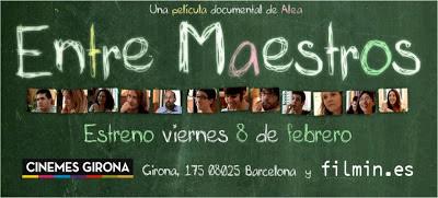 Entre Maestros - cine series y tv