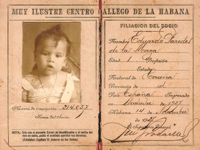 El socio 214.057 (noviembre de 1927)