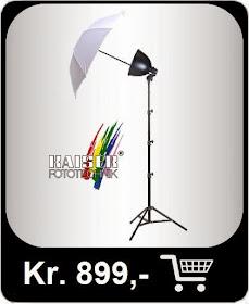 Kaiser Pro Fotobelysning