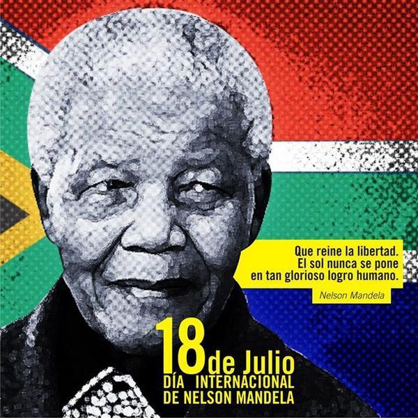 Día Internacional Nelson Mandela
