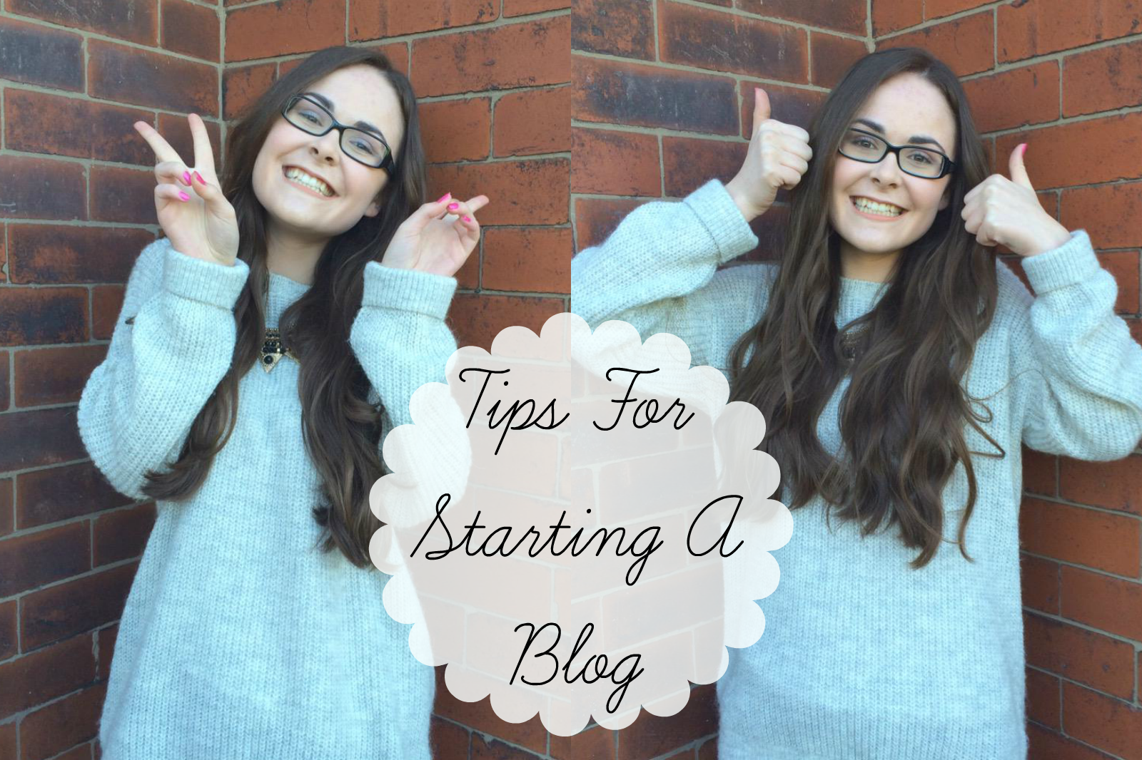 how to start ur own blog