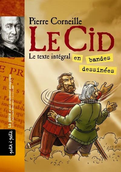 pierre corneille le cid essay Pierre corneille était l'un des trois grands dramaturges français du xviie siècle , avec molière et racine il a été appelé «le fondateur de la tragédie.