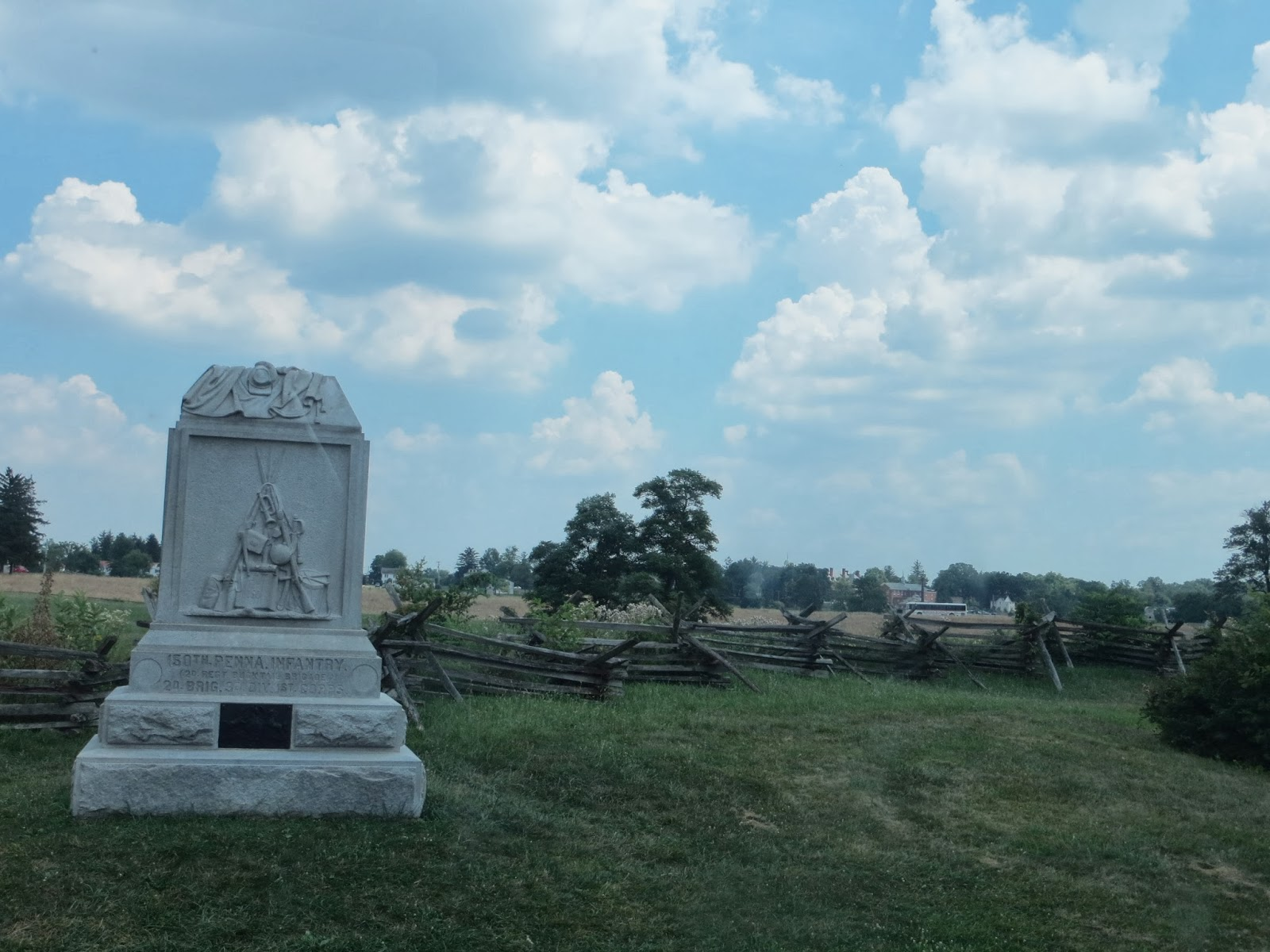 will write travel photo essay gettysburg national military park in i had the opportunity to gettysburg national military park this year marked the 150th anniversary of the battle of gettysburg of the