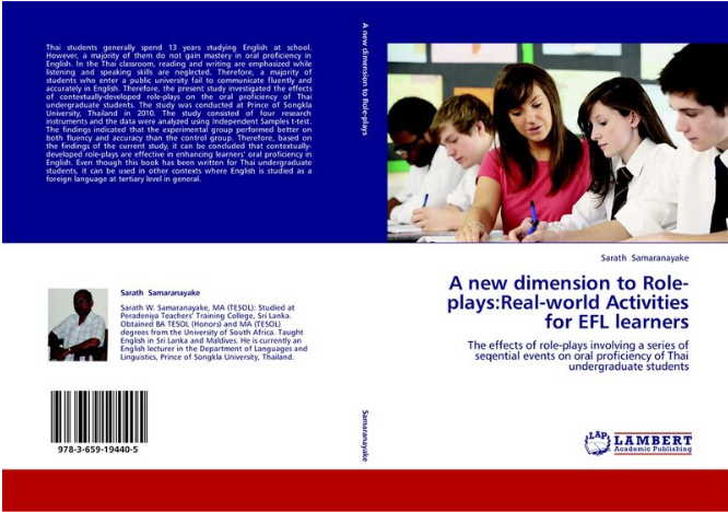 teaching english through role play Find useful teaching techniques, like role playing grades k-2 / english / collaboration reading, writing and role-play lesson plan three.