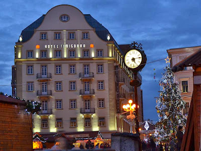 Hotel Timisoara, Romania