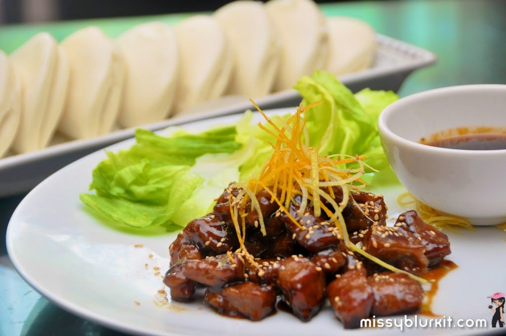 Chinese Muslim, CNY, Foodie Trail, Novotel, Qing Zhen, travel, yee sang,