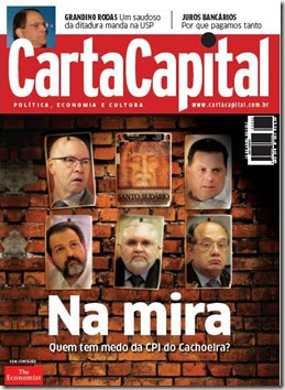 Capa da Carta Capital