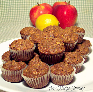 Mini Apple Muffins