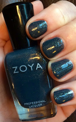 My 2014 in nails, #ManiMonday, Mani Monday, manicure, nails, nail polish, nail lacquer, nail varnish, Zoya Ignite Nail Polish Collection, Zoya Yuna