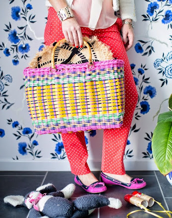 Palm Springs Basket - Online Now!