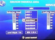 kualitas signal indovision