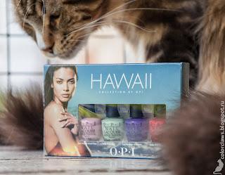OPI Hawai mini