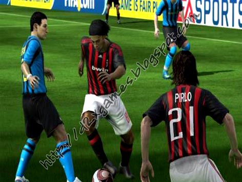 Free Download Games - FIFA 09