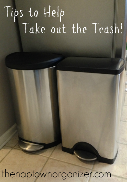 Tips for Trash , Double Bag your Can