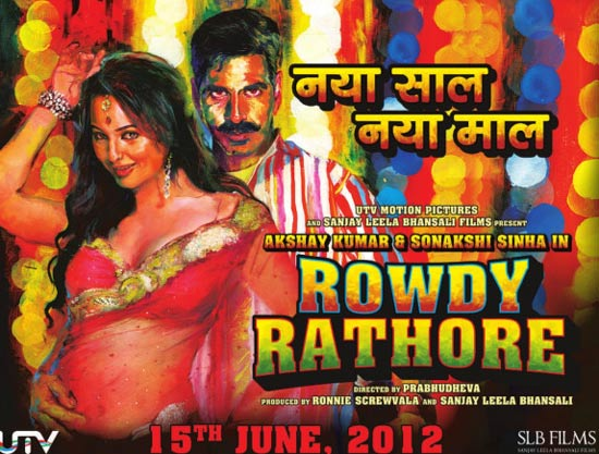 Rowdy Rathore Movie
