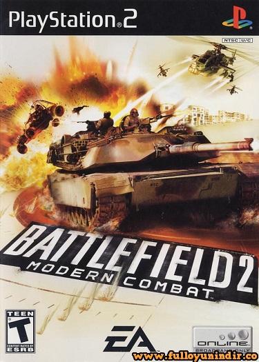 Battlefield 2 - Modern Combat ps 2