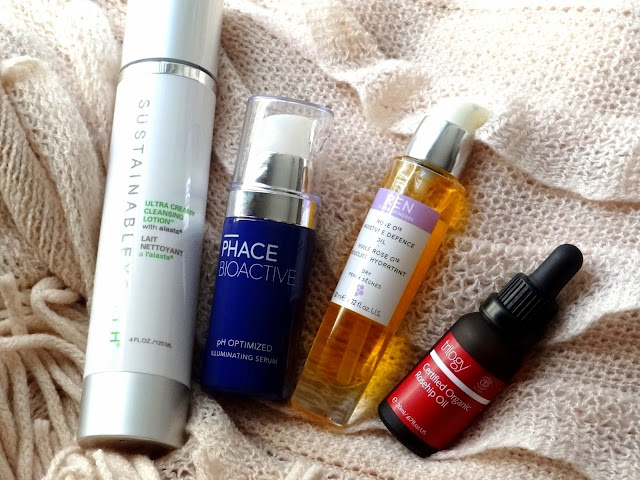 Recent Skincare Discoveries From REN, Trilogy, Phace, Sustainable Youth With Some Quick Thoughts