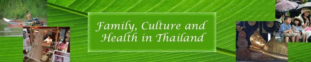 Family, Culture and Health in Thailand