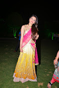 kajal agarwal photos in half saree-thumbnail-15