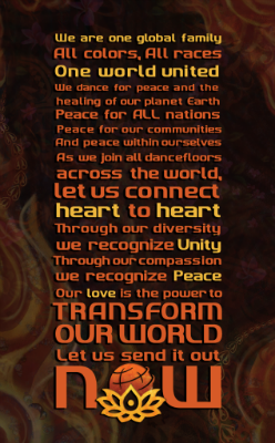 Prayer for Peace graphic