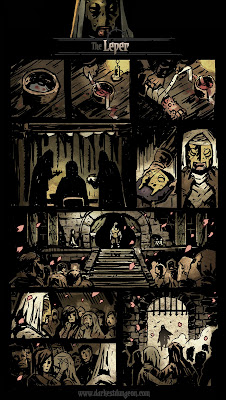 Darkest Dungeon Presents #4 – The Leper