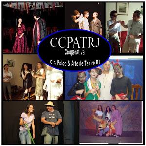 Cooperativa da Cia. Palco & Arte de Teatro RJ