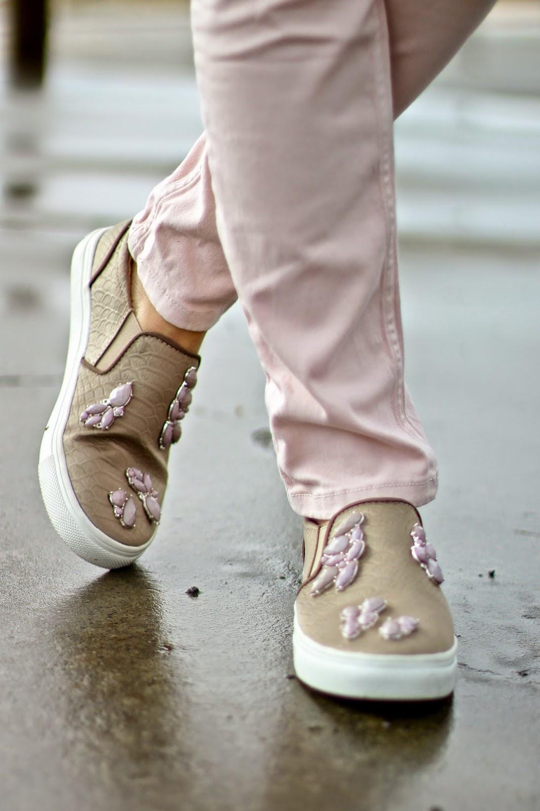 zapatillas DIY
