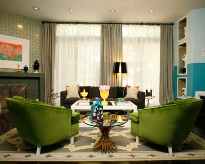 Famous world famous interior designers for Renowned interior designers