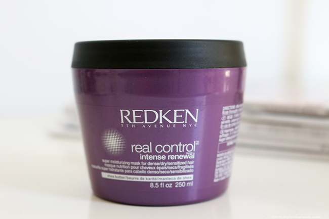 Redken Real Control Intense Renewal