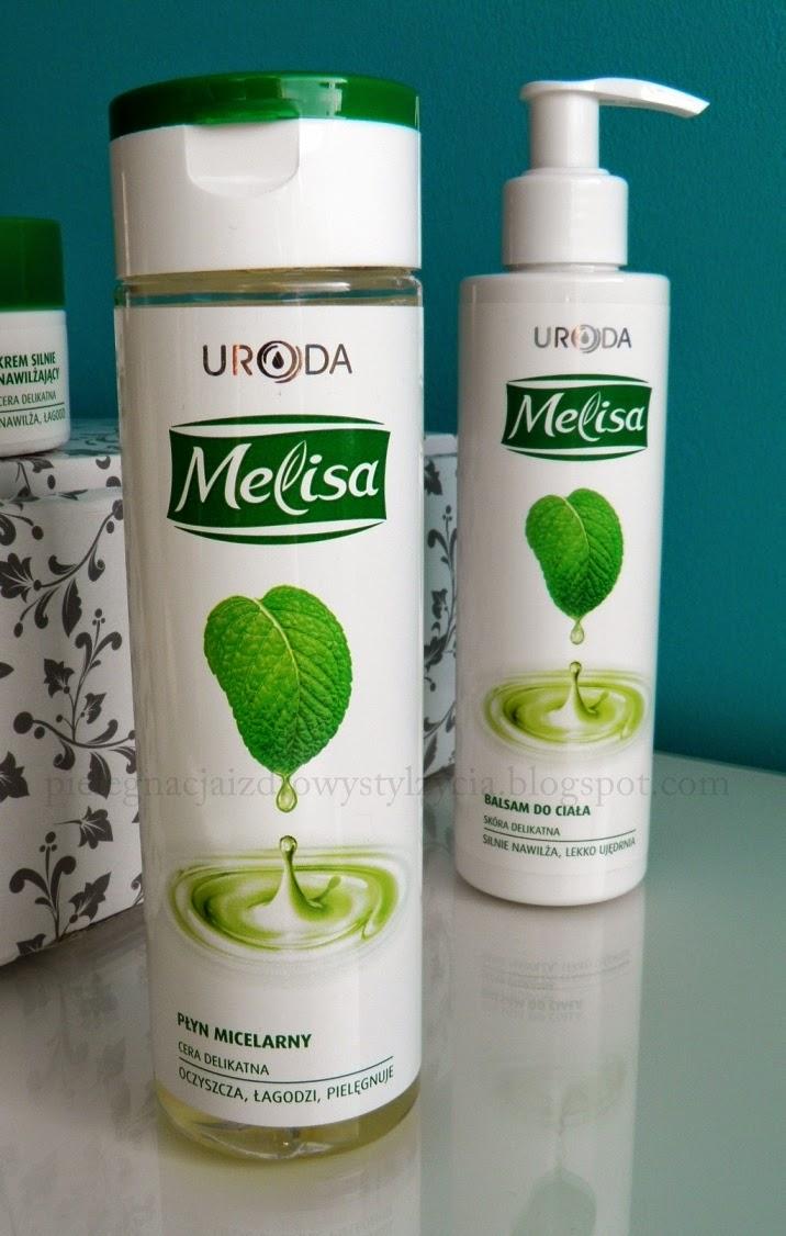 Płyn micelarny Melisa (Uroda)