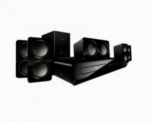 Snapdeal: Buy Philips HTS3532BL/94 5.1 DVD Home Theatre System at Rs.8554