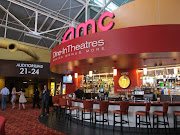 . the new AMC DineIn Theatres in Downtown Disney. AMC offered us bloggers . (amc dine in theatres downtown disney media event macguffins )