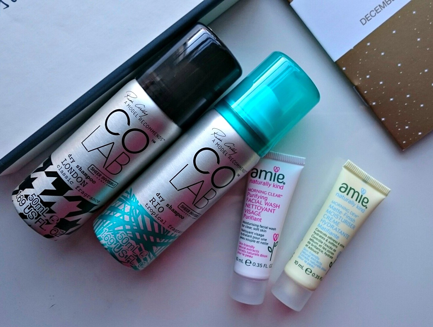 you beauty box december edition
