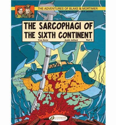 http://www.bookdepository.com/Adventures-Blake-Mortimer-Sarcophagi-Sixth-Continent-Part-2-v-10-Andre-Juillard/9781849180771