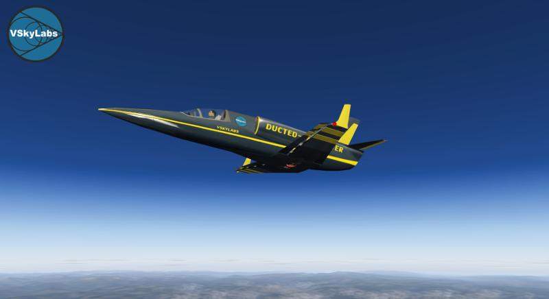VSKYLABS Ducted-Fan DFSP-39