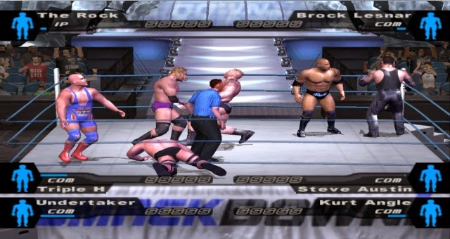 WWE SmackDown Here Comes The Pain PC Games