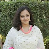 Nitya meenon Latest Photo Gallery in Salwar Kameez at New Movie Opening 47