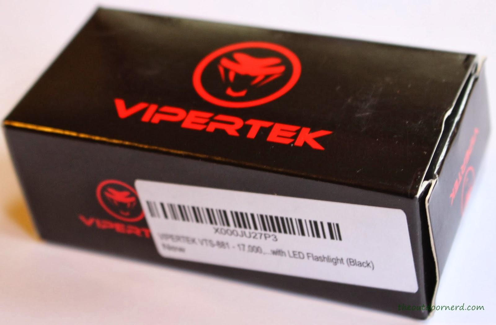 Vipertek VTS-880: Closeup Of Box