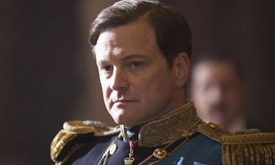 Colin Firth in king's speech