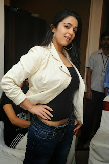 Actress Charmi Kaur Pictures in Jeans at One by Two Movie Celetes 20 Years Event  0068