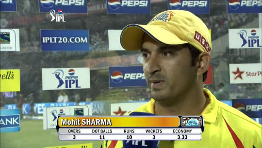 Mohit-Sharma-DD-vs-CSK-IPL-2013