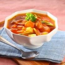 Resep Dan Cara Membuat Sup Tomat Sayuran