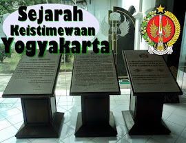 SEJARAH ASAL USUL KEISTIMEWAAN YOGYAKARTA