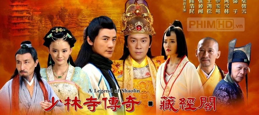 Thiếu Lâm Tàng Kinh Các - A Legend Of Shaolin - 2014