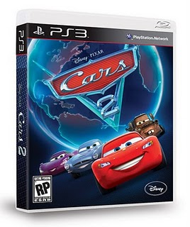cars 2 video juego