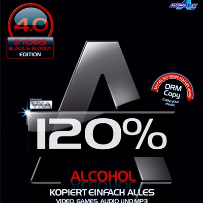 alcohol 120 with crack free download